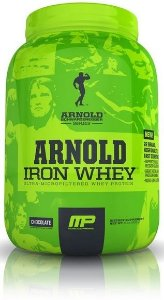 Arnold Series Iron Whey 900g - Muscle Pharm
