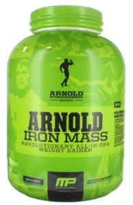 Arnold Iron Mass 2270g - Muscle Pharm