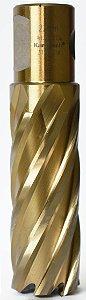 BROCA ANULAR HSS-XE GOLD LINE 55