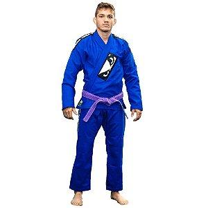 Kimono Jiu-Jitsu Bad Boy Pro Series Azul