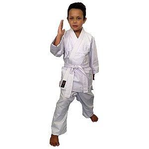 Kimono Judô Infantil Masutã - Branco