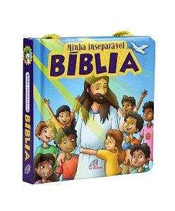 Bíblia Infantil Capa E Folha Dura Minha Inseparável Bíblia