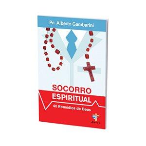 Livro Socorro Espiritual 40 remédios de Deus