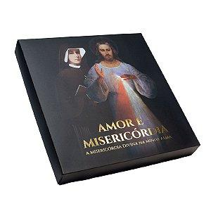 Box Amor e Misericórdia Santa Faustina