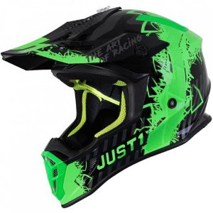 Capacete Just1 J38 Mask Verde