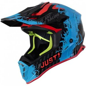 Capacete Just1 J38 Mask Azul