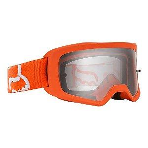 Óculos Fox Main Race Transparente Motocross