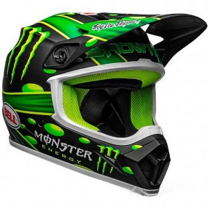 Capacete Bell Mx-9 Mips Showtime Monster