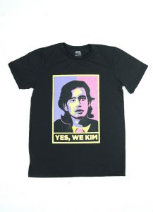 "Camiseta "" YES, WE KIM """