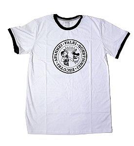 Camiseta MAMAEFALEI | Apanhei ø Falei ø Questionei ø Escutei