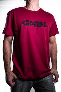 Camiseta MBL Vinho