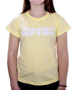 Camiseta MBL Feminina Amarela