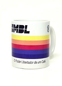 Caneca ''Café Libertador''