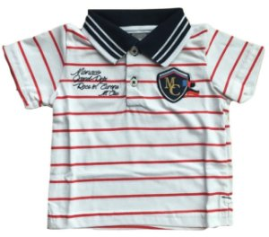 Camiseta Polo Grand Prix