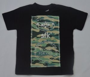 Camiseta BeBê Camuflagem