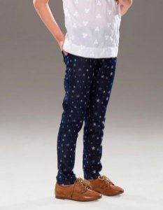 Calça Jeans Bebê Star