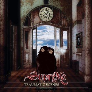 "CD ""Traumatic Scenes"" - SUPREMA"