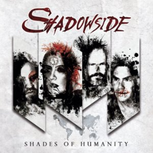 "CD ""Shades of Humanity"" - SHADOWSIDE"