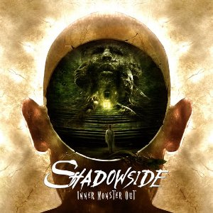 "CD ""Inner Monster Out"" - Shadowside"