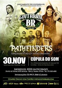 Ingresso: Guitarra BR e Pathfinders em Feira de Santana (BA)