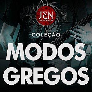 Coleção MODOS GREGOS - 40 lições