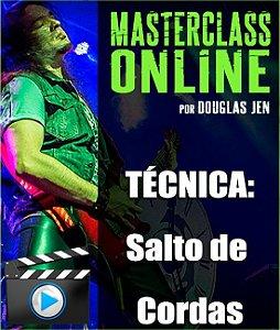 Masterclass Online - Salto de Cordas