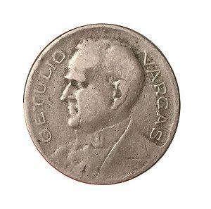 Moeda Antiga do Brasil 400 Réis 1940 - Getúlio Vargas
