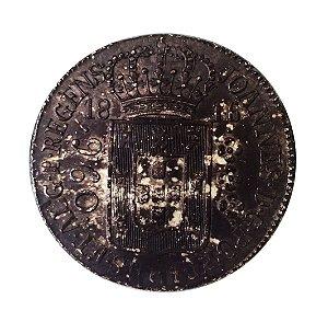 Moeda Antiga do Brasil 960 Réis 1816R Série Especial