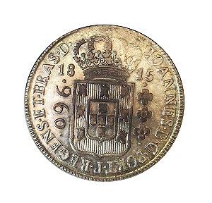 Moeda Antiga do Brasil 960 Réis 1815B