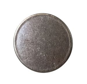 Moeda Antiga do Brasil 5 Centavos de Cruzeiro 1969 - Disco liso