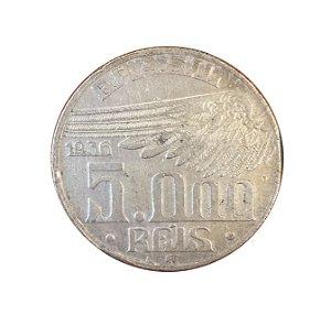 Moeda Antiga do Brasil 5000 Réis 1936