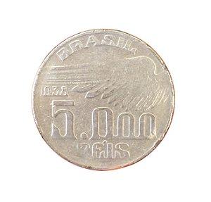 Moeda Antiga do Brasil 5000 Réis 1938