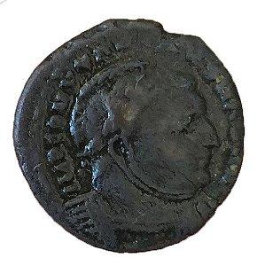Moeda Antiga da Itália Constatino I (FOLLIS) 306-337