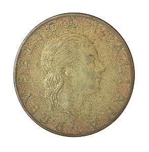Moeda Antiga da Itália 200 Lire 1979 R