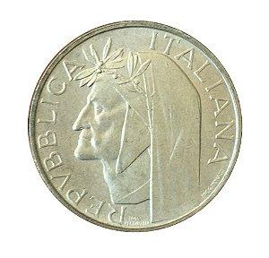 Moeda Antiga da Itália 500 Lire 1965 R