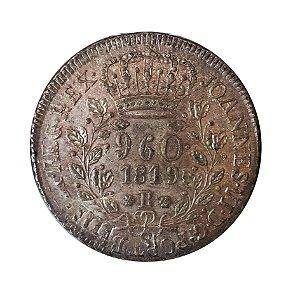Moeda Antiga do Brasil 960 Réis 1819R