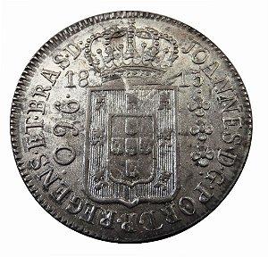 Moeda Antiga do Brasil 960 Réis 1815R