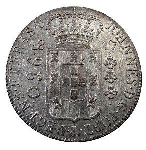 Moeda Antiga do Brasil 960 Réis 1817R