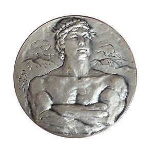 Medalha Antiga do Japão XI Jogos Olímpicos de Inverno - Sapporo 1972