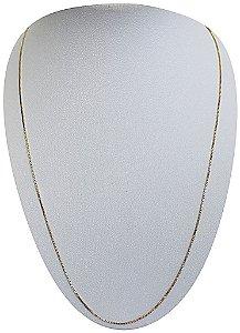 Corrente Veneziana Feminina - Joia de Ouro 18 quilates