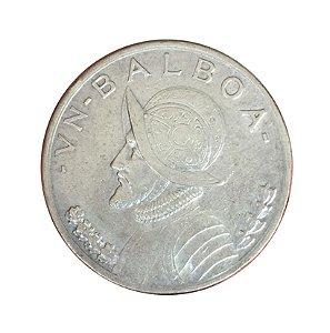 Moeda Antiga do Panamá Balboa 1931