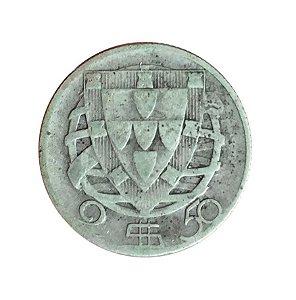 Moeda Antiga de Portugal 2,50 Escudos 1946
