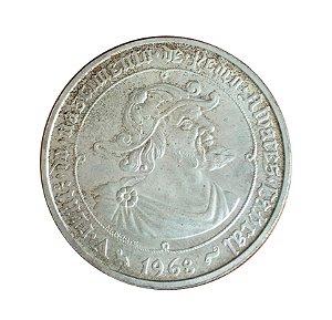 Moeda Antiga de Portugal 50 Escudos 1968