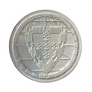 Moeda Antiga de Portugal 100 Escudos 1985