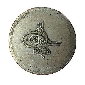 Moeda Antiga da Turquia Piastre AH 1171 (1772)86