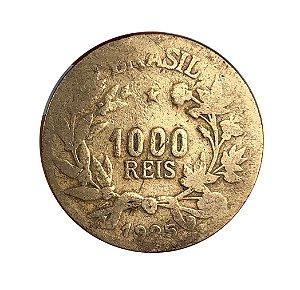 Moeda Antiga do Brasil 1000 Réis 1925