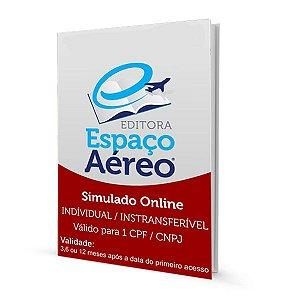 Simulado Online Navegação Aérea PP