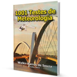 1001 Testes de Meteorologia - Walkir B. de Souza