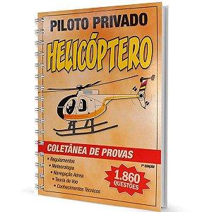 Coletânea de Provas Piloto Privado - Helicóptero