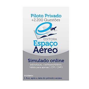 Simulado Online Piloto Privado